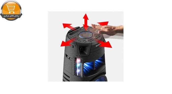 پخش کننده خانگی سونی مدل MHC-V43D | پخش کالای مرکزی
