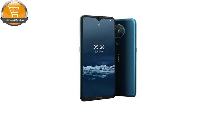گوشی موبایل نوکیا مدل Nokia 5.3 TA-1234 DS دو سیم کارت ظرفیت 64 گیگابایت | پخش کالا مرکزی