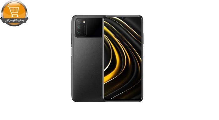 گوشی موبایل شیائومی مدل POCO M3 M2010J19CG دو سیم کارت ظرفیت 128 گیگابایت | پخش کالا مرکزی