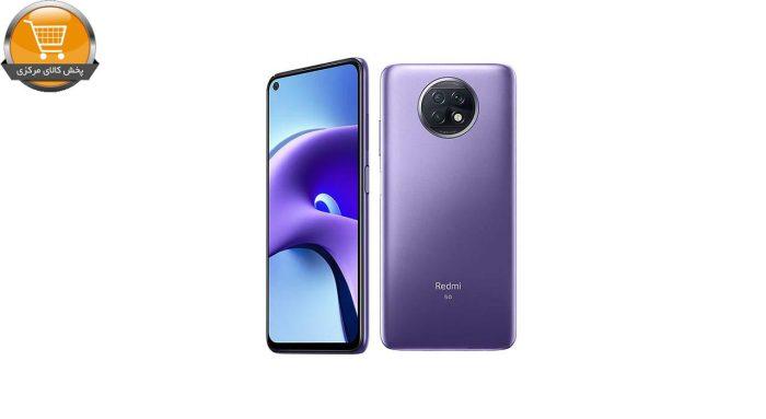 گوشی موبایل شیائومی مدل Redmi Note 9T 5G M2007J22G ظرفیت 128 گیگابایت و رم 4 گیگابایت | پخش کالا مرکزی