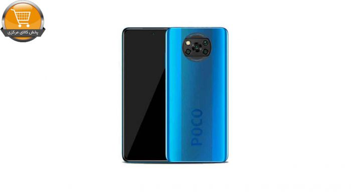 گوشی موبایل شیائومی مدل POCO X3 NFC M2007J20CG دو سیم کارت ظرفیت 64 گیگابایت و رم 6 گیگابایت | پخش کالا مرکزی