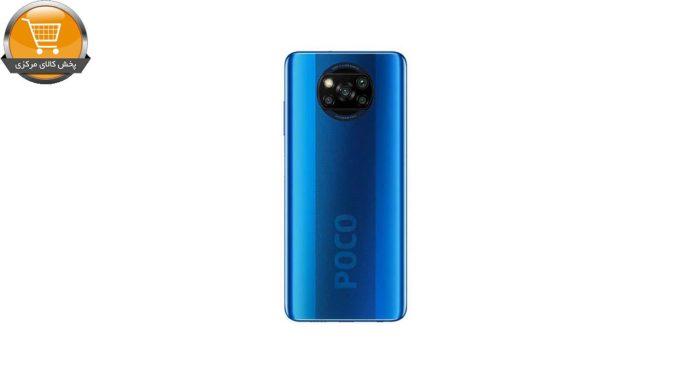 گوشی موبایل شیائومی مدل POCO X3 M2007J20CG دو سیم کارت ظرفیت 128 گیگابایت | پخش کالا مرکزی