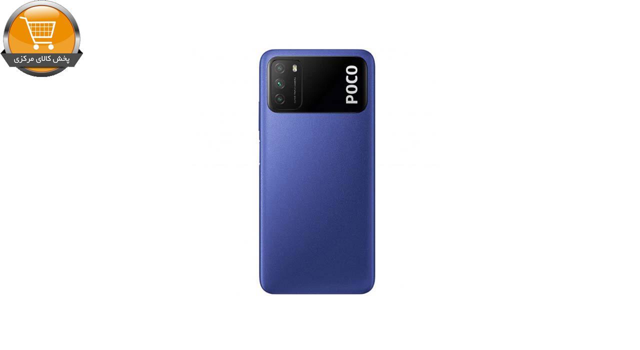 گوشی موبایل شیائومی مدل POCO M3 M2010J19CG دو سیم کارت ظرفیت 128 گیگابایت   پخش کالا مرکزی
