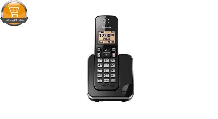 تلفن بی سیم پاناسونیک مدل KX-TGC350 | پخش کالای مرکزی
