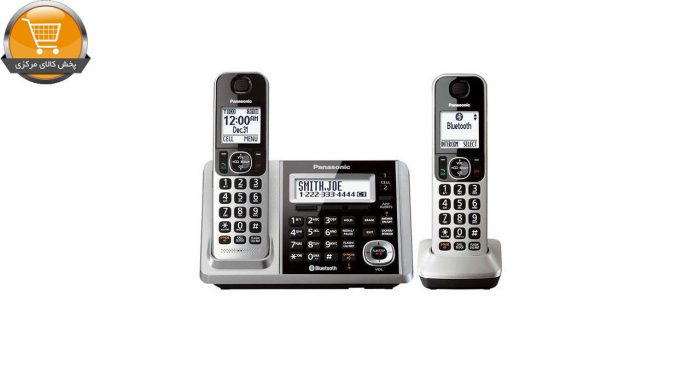 تلفن بیسیم پاناسونیک مدل KX-TGF372 | پخش کالای مرکزی