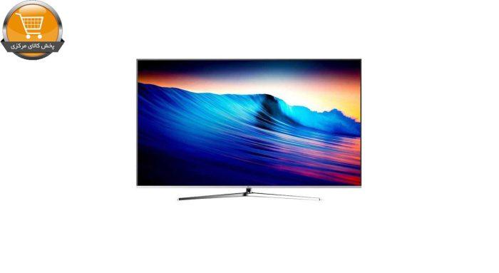تلویزیون ال ای دی هوشمند جی پلاس مدل GTV-58LU721S سایز 58 اینچ | پخش کالای مرکزی