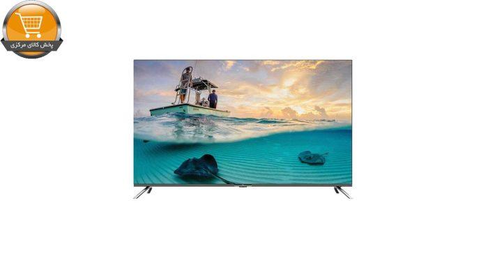 تلویزیون ال ای دی هوشمند جی پلاس مدل GTV-65LU722S-IND سایز 65 اینچ | پخش کالای مرکزی