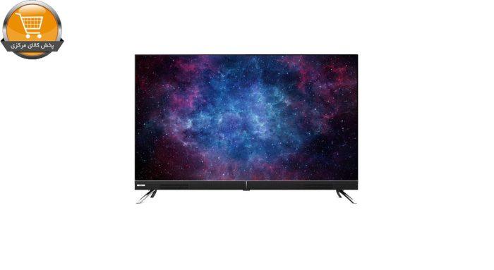 تلویزیون ال ای دی هوشمند جی پلاس مدل GTV-50LU722S سایز 50 اینچ | پخش کالای مرکزی