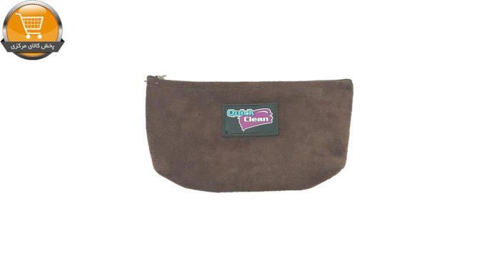 کیف لوازم آرایش دخترانه کوئیک کلین مدل 0802 | پخش کالای مرکزی