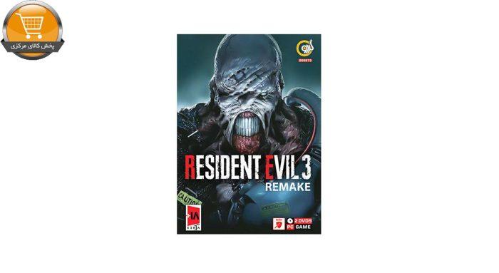 بازی Resident Evil 3 Remake مخصوص PC نشر گردو | پخش کالای مرکزی