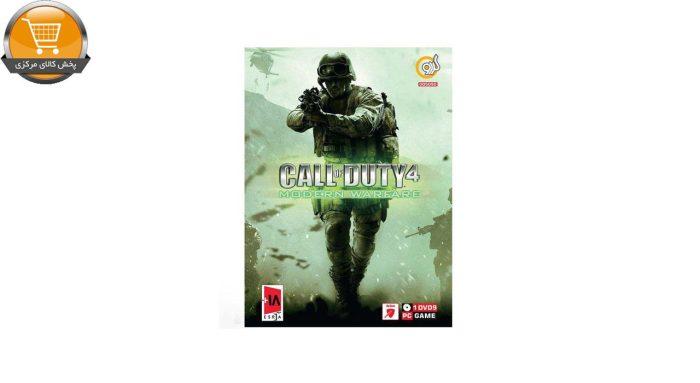 بازی گردو Call of Duty 4 Modern Warfare مخصوص PC | پخش کالای مرکزی