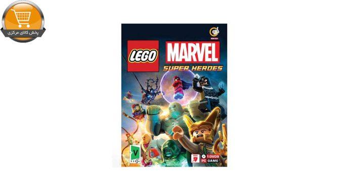 بازی گردو Lego Marvel Super Heroes مخصوص PC | پخش کالای مرکزی