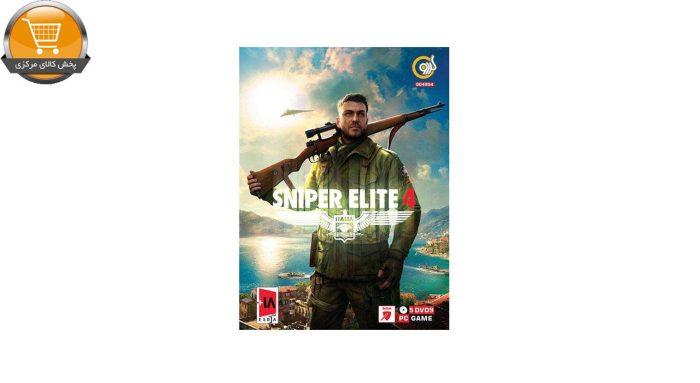 بازی Sniper Elite 4 گردو مخصوص PC | پخش کالای مرکزی