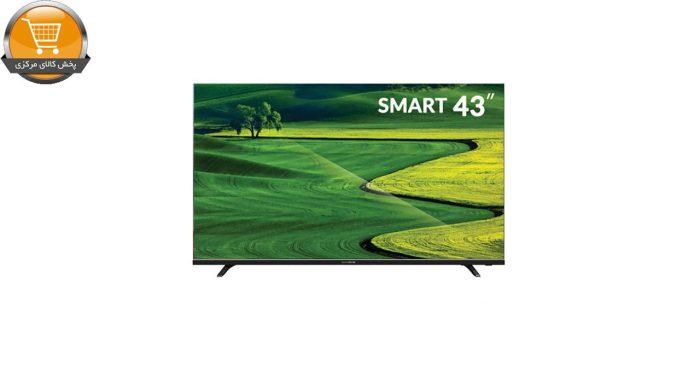 تلویزیون ال ای دی هوشمند دوو مدل DSL-43K5700 سایز 43 اینچ | پخش کالای مرکزی
