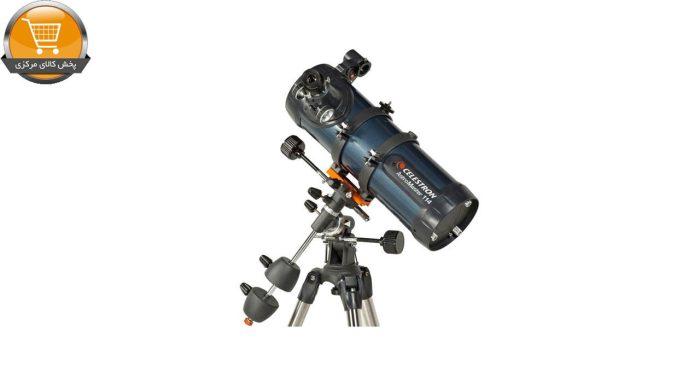 تلسکوپ سلسترون مدل AstroMaster 114EQ | پخش کالای مرکزی