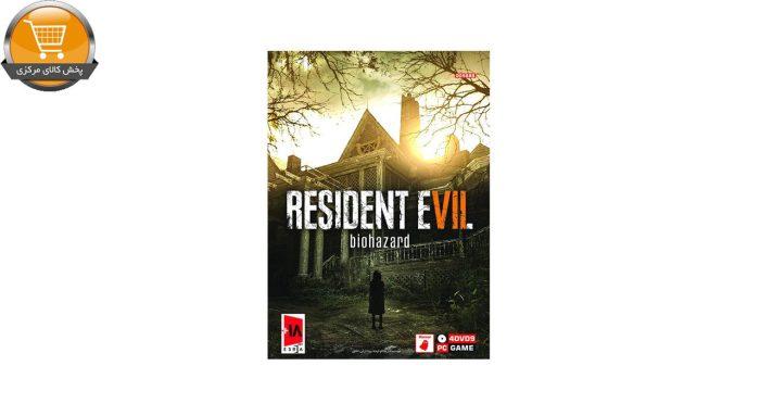 بازی Resident Evil 7 Biohazard مخصوص PC نشر گردو | پخش کالای مرکزی