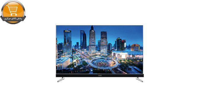 تلویزیون ال ای دی هوشمند ایکس ویژن مدل 50XKU575 سایز 50 اینچ | پخش کالای مرکزی