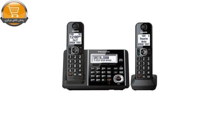 تلفن بیسیم پاناسونیک مدل KX-TGF342 | پخش کالای مرکزی
