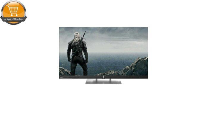 تلویزیون ال ای دی هوشمند جی پلاس مدل GTV-55LQ721S سایز 55 اینچ | پخش کالای مرکزی