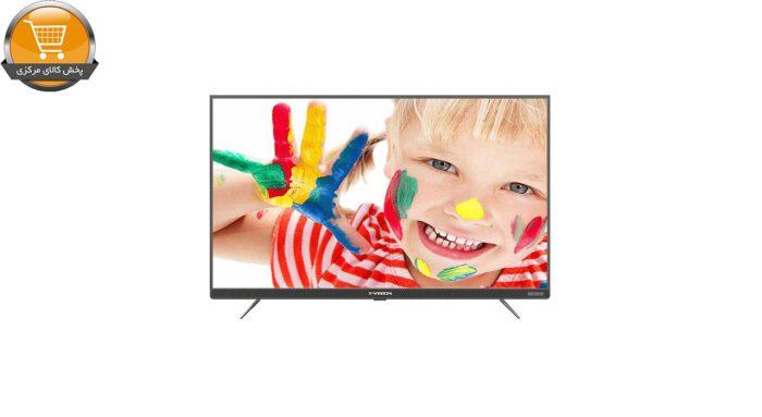 تلویزیون ال ای دی هوشمند ایکس ویژن مدل 43XT745 سایز 43 اینچ | پخش کالای مرکزی