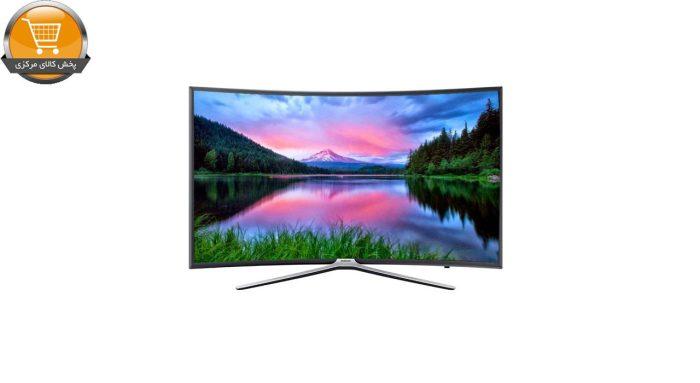 تلویزیون ال ای دی هوشمند خمیده سامسونگ مدل 55N6950 سایز 55 اینچ | پخش کالای مرکزی