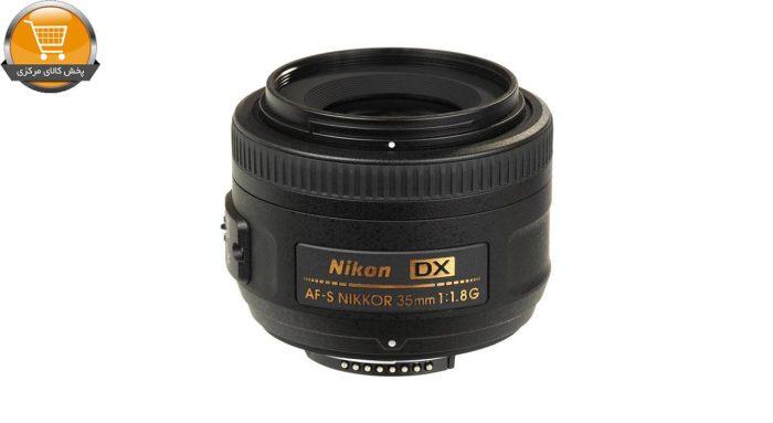 لنز نیکون مدل 35mm f/1.8G DX AF-S | پخش کالای مرکزی