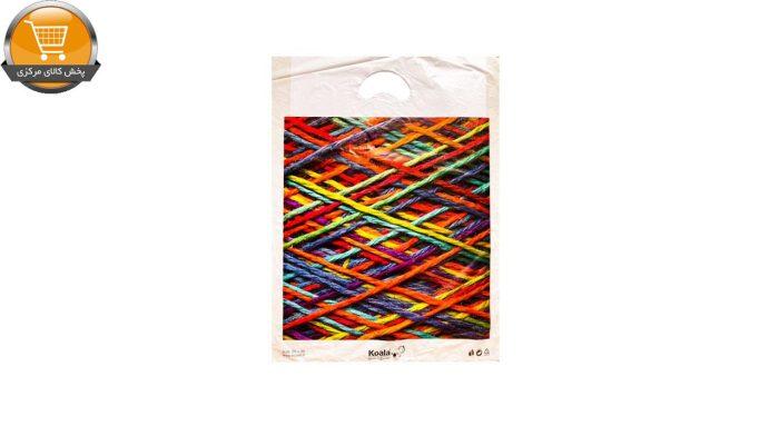 کیسه خرید کوالا مدل 3421402 بسته 100 عددی | پخش کالای مرکزی