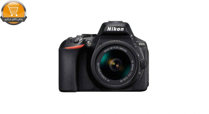 دوربین دیجیتال نیکون مدل D5600 به همراه لنز 18-55 میلی متر VR AF-P | پخش کالا مرکزی