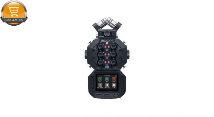 ضبط کننده صدا زوم مدل H8 | پخش کالا مرکزی