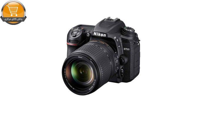 دوربین دیجیتال نیکون مدل D7500 به همراه لنز 18-140 میلی متر VR AF-S DX | پخش کالا مرکزی