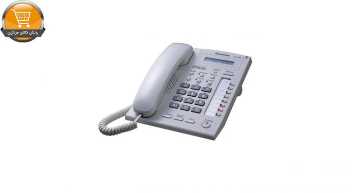تلفن سانترال پاناسونیک مدل KX-T7665 | پخش کالای مرکزی
