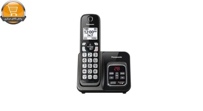 تلفن بی سیم پاناسونیک مدل KX-TGD530 | پخش کالای مرکزی