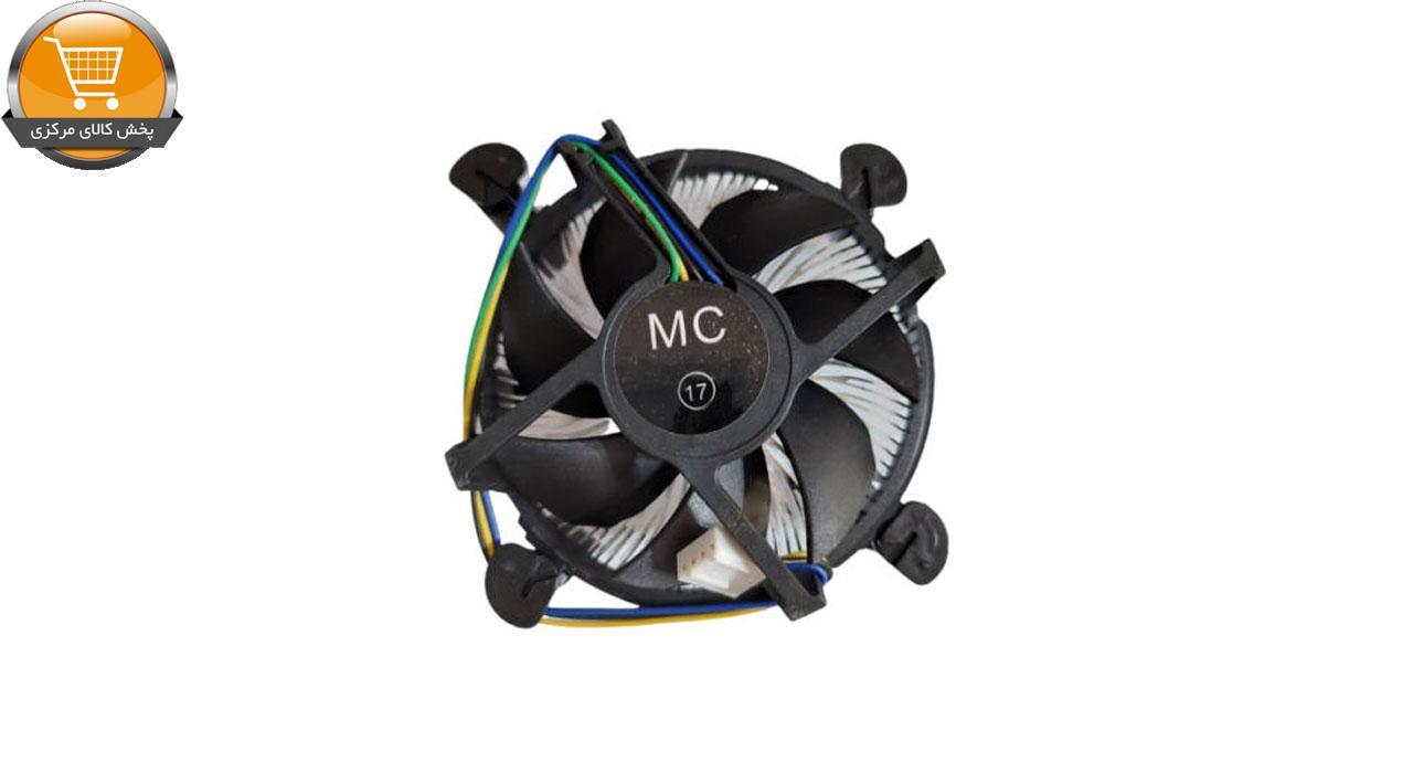سیستم خنک کننده بادی اینتل مدل 1150   پخش کالای مرکزی