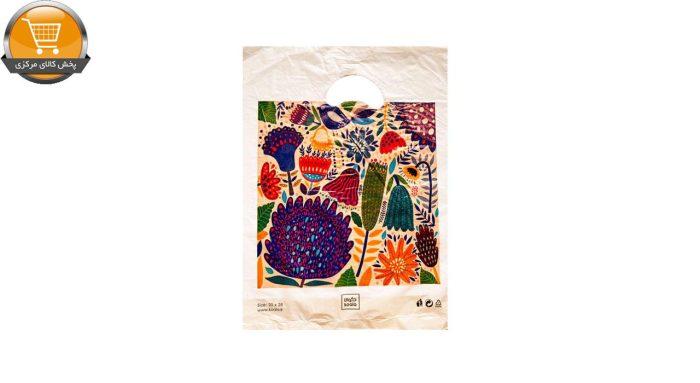 کیسه خرید کوالا مدل 3421101 بسته 100 عددی   پخش کالای مرکزی