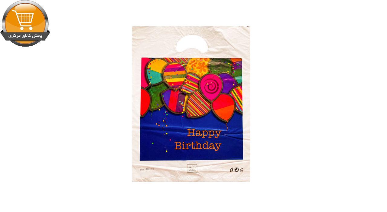 کیسه خرید کوالا مدل 3421102 بسته 100 عددی | پخش کالای مرکزی