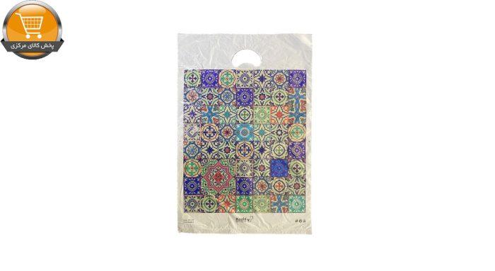 کیسه خرید کوالا مدل 3421501 بسته 100 عددی | پخش کالای مرکزی