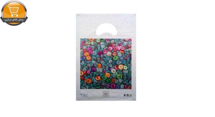 کیسه خرید کوالا مدل 3421201 بسته 100 عددی | پخش کالای مرکزی