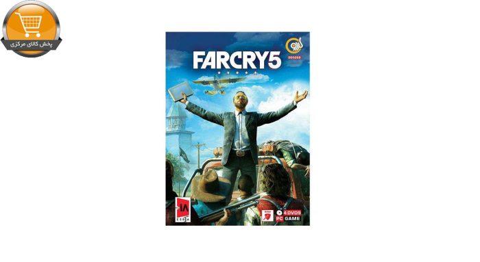 بازی Far Cry 5 مخصوص PC | پخش کالای مرکزی