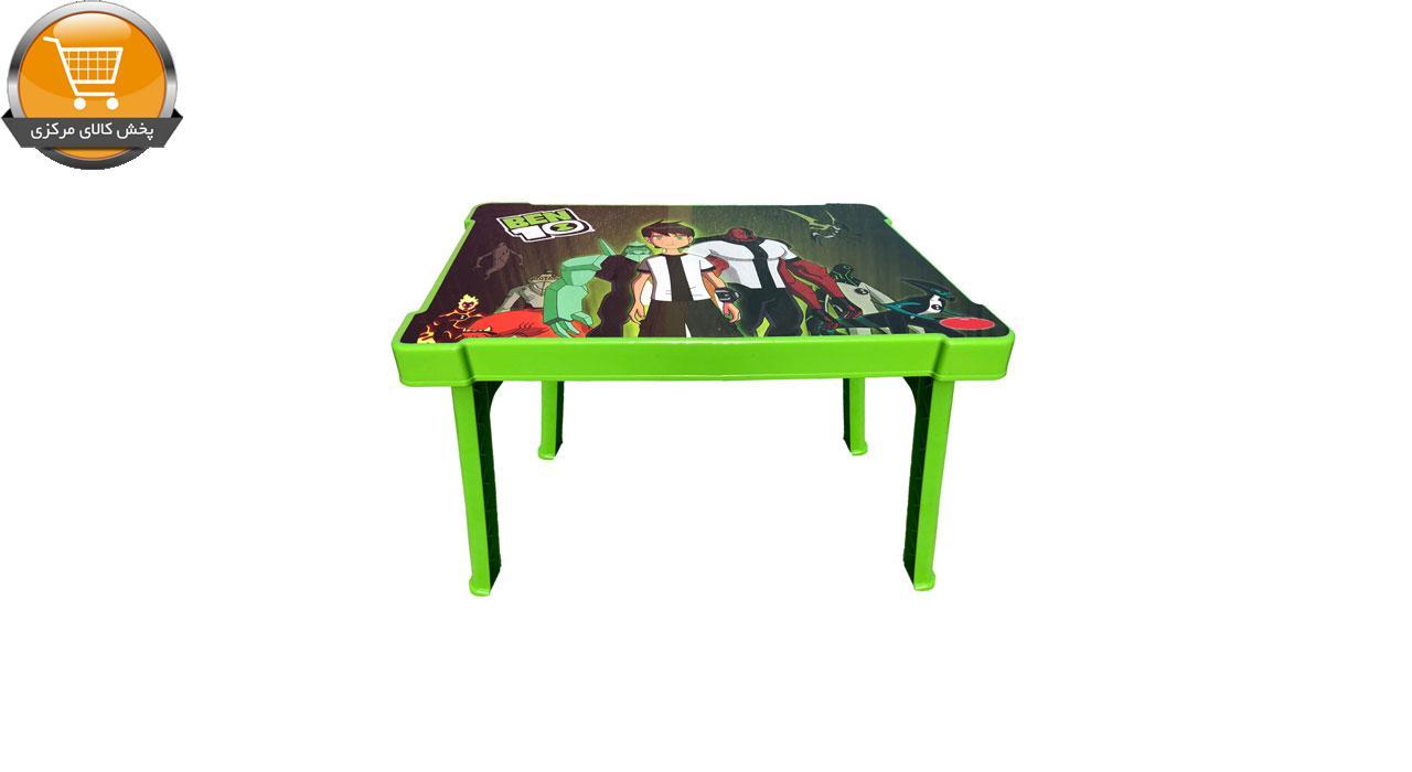 میز کودک طرح بن تن مدل 0402 | پخش کالای مرکزی