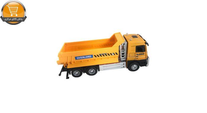 ماشین بازی مدل کامیون کد 02 | پخش کالای مرکزی
