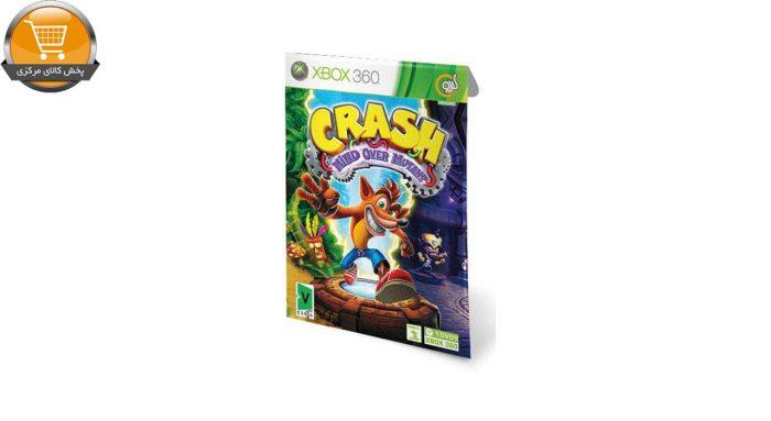 بازی Crash Mind Over Mutant مخصوص XBOX 360 | پخش کالای مرکزی