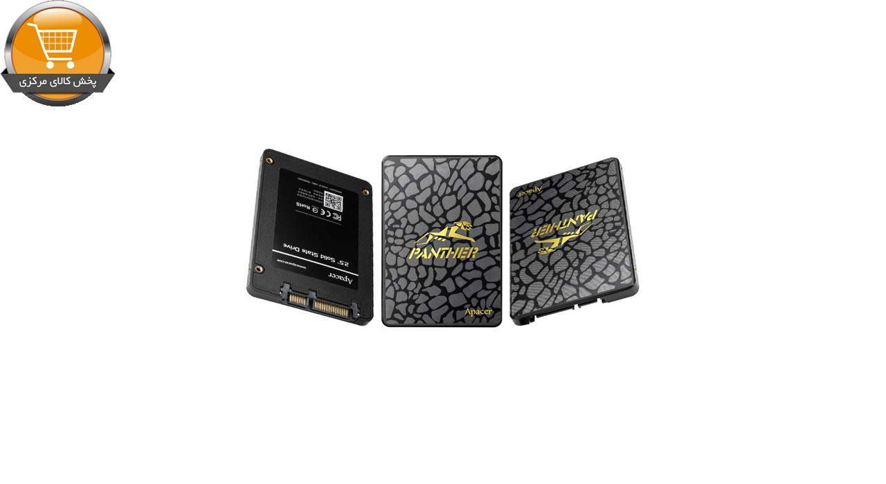 اس اس دی اینترنال اپیسر مدل AS340 PANTHER ظرفیت 240 گیگابایت | پخش کالای مرکزی