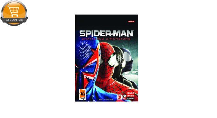بازی Spider-Man Shattered Dimensions مخصوص PC نشر گردو | پخش کالای مرکزی