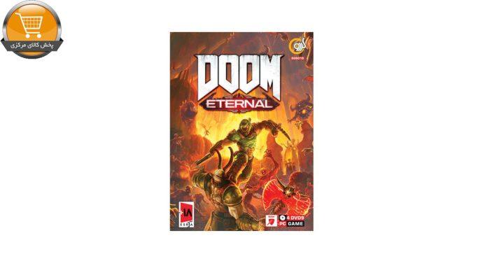بازی Doom Eternal مخصوص PC نشر گردو | پخش کالای مرکزی