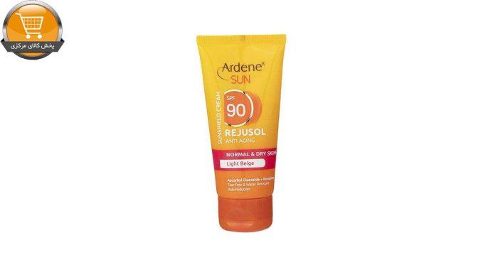 کرم ضد آفتاب رنگی آردن مدل Light Beige مقدار 50 گرم | پخش کالای مرکزی