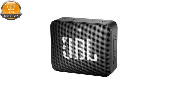 اسپیکر بلوتوثی قابل حمل جی بی ال مدل Go 2 | پخش کالای مرکزی