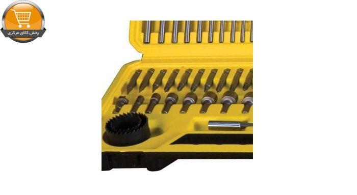 مجموعه 100 عددی سری پیچ گوشتی و مته دیوالت مدل DT71563   پخش کالای مرکزی