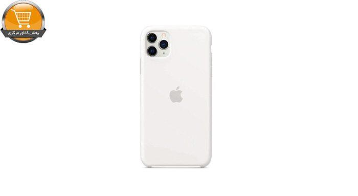 کاور مدل Si1ic0n مناسب برای گوشی موبایل اپل iPhone 11 Pro Max   پخش کالای مرکزی