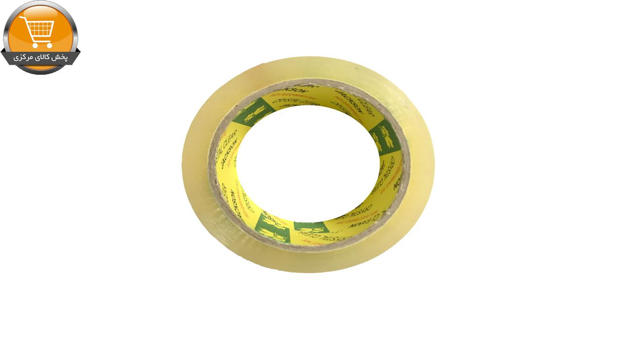 چسب پهن جکسون مدل 90 یارد عرض 5 سانتیمتر | پخش کالای مرکزی