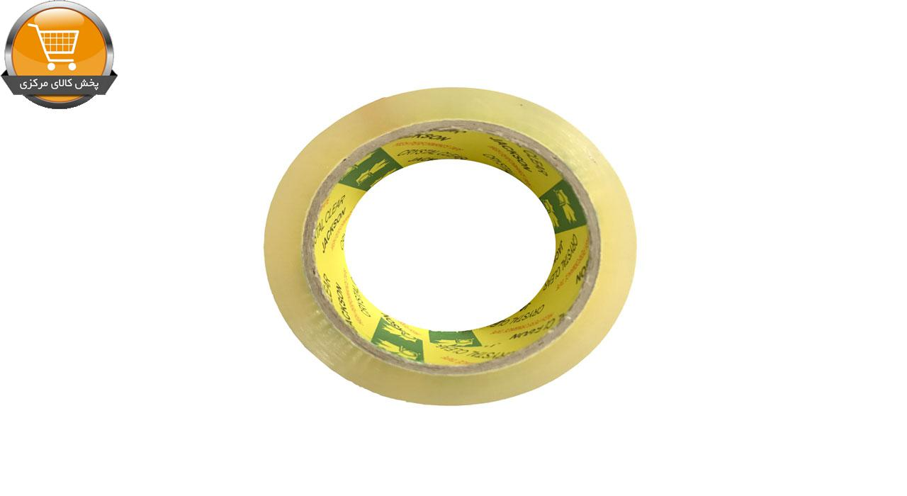چسب پهن جکسون مدل 90 عرض 5 سانتیمتر بسته 12 عددی   پخش کالای مرکزی